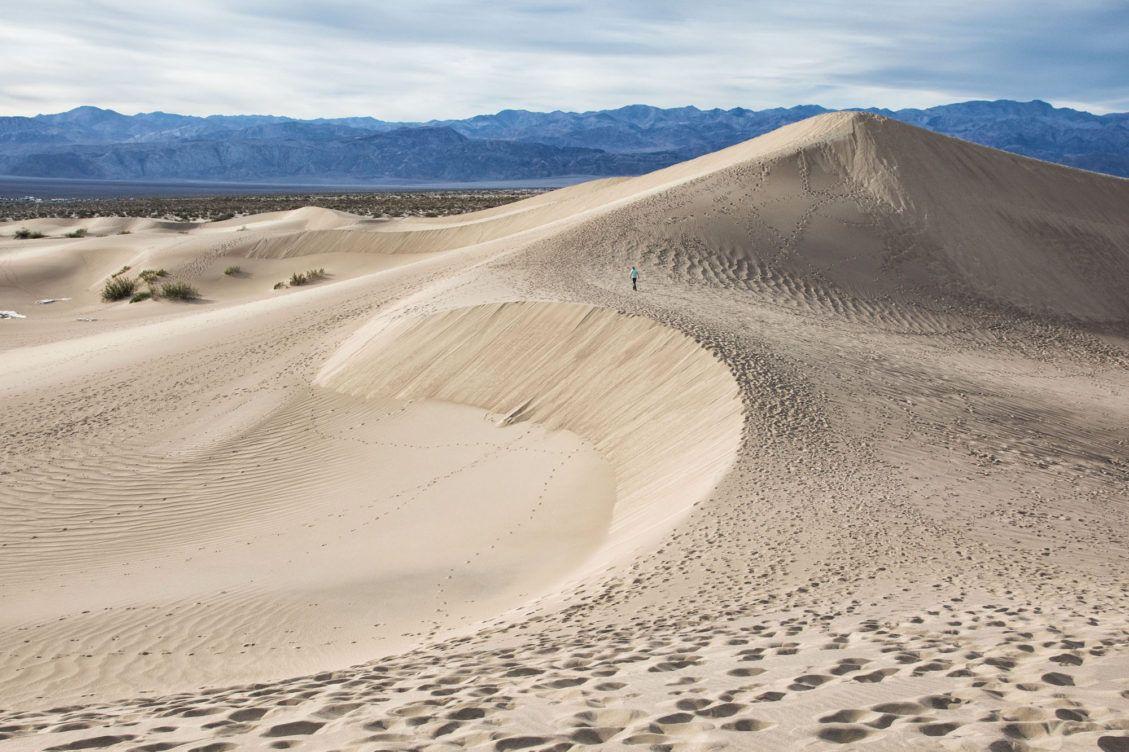 沙丘死亡谷