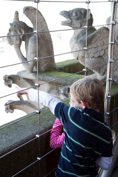 Ten Fun Things to do with kids in Paris