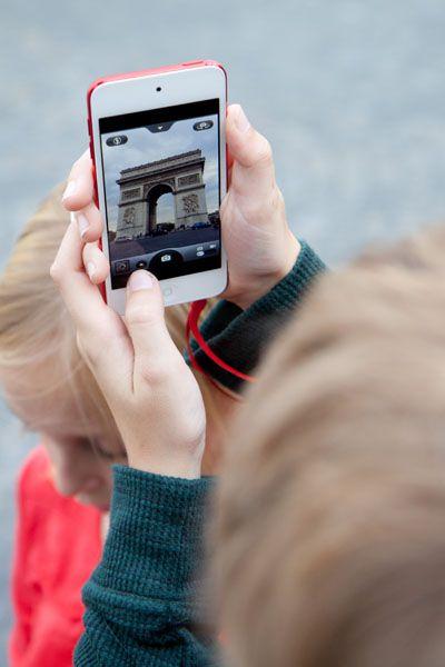 Tyler's iPod