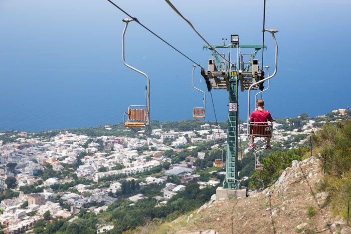 chair lift capri earth trekkers