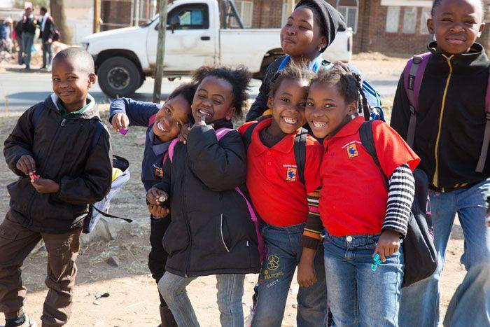 Soweto kids