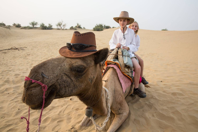 Image result for camel safari in jaisalmer