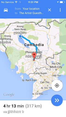 A Typical Day Traveling Through Southeast Asia...aka...Another Long ...