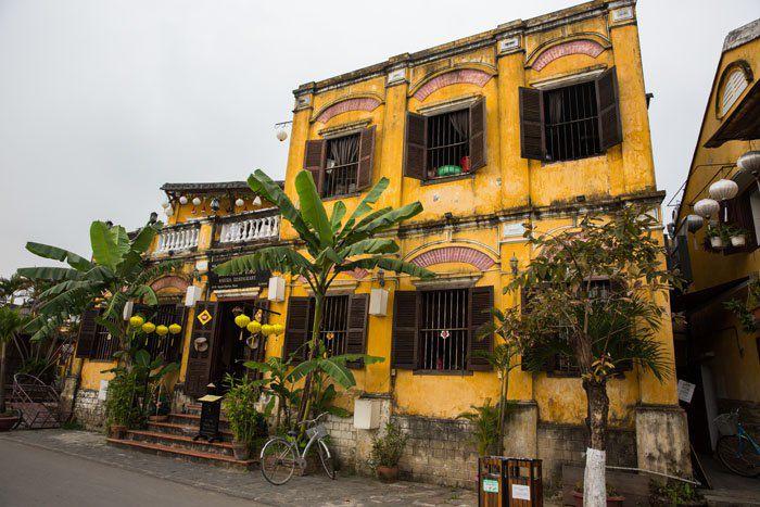 Hoi An Building