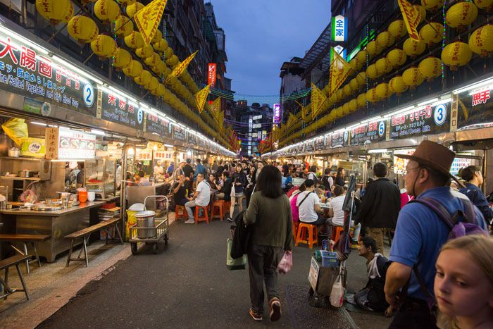Keelung Night Market 2