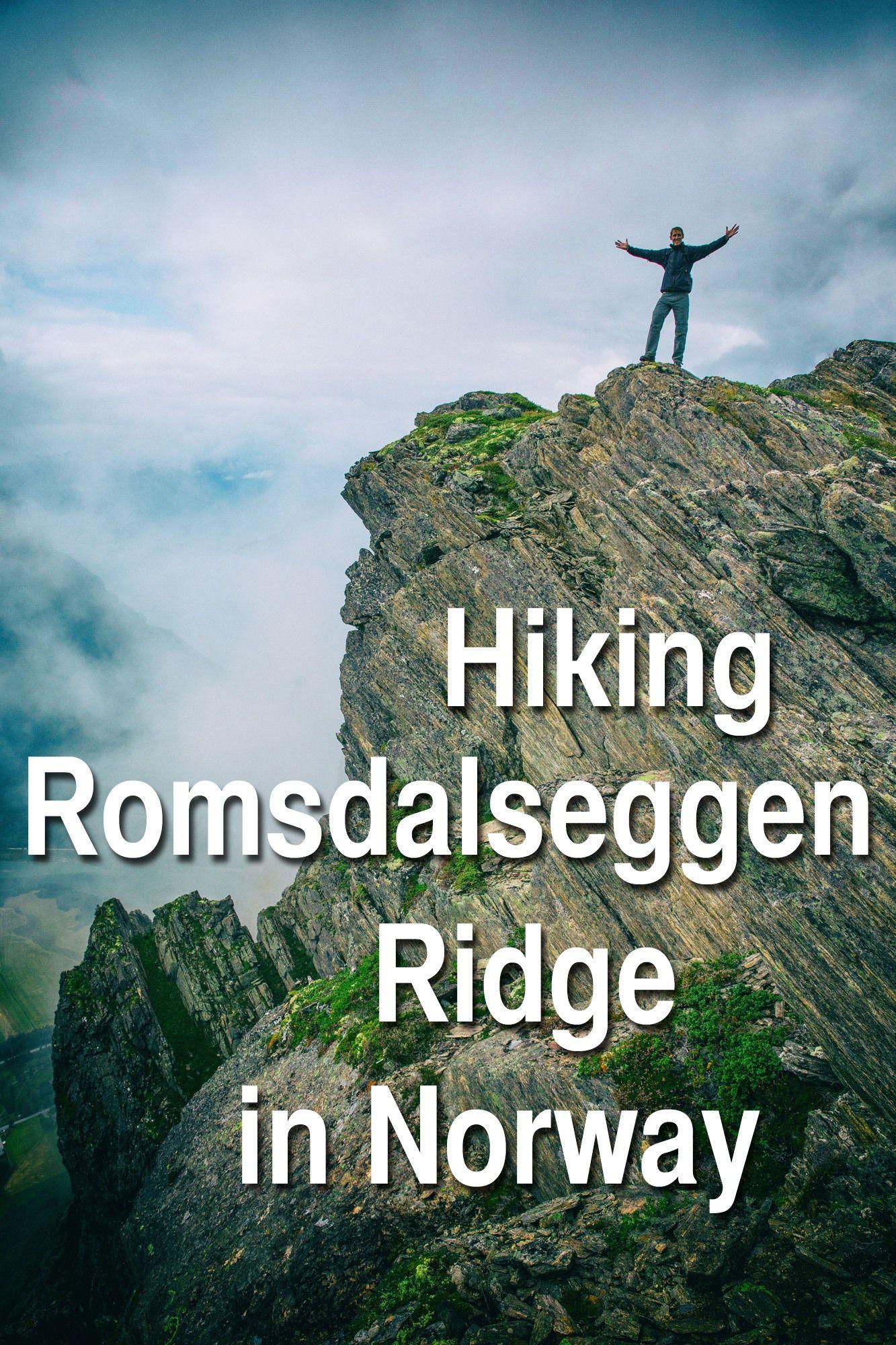 Romsdalseggen Ridge Norway