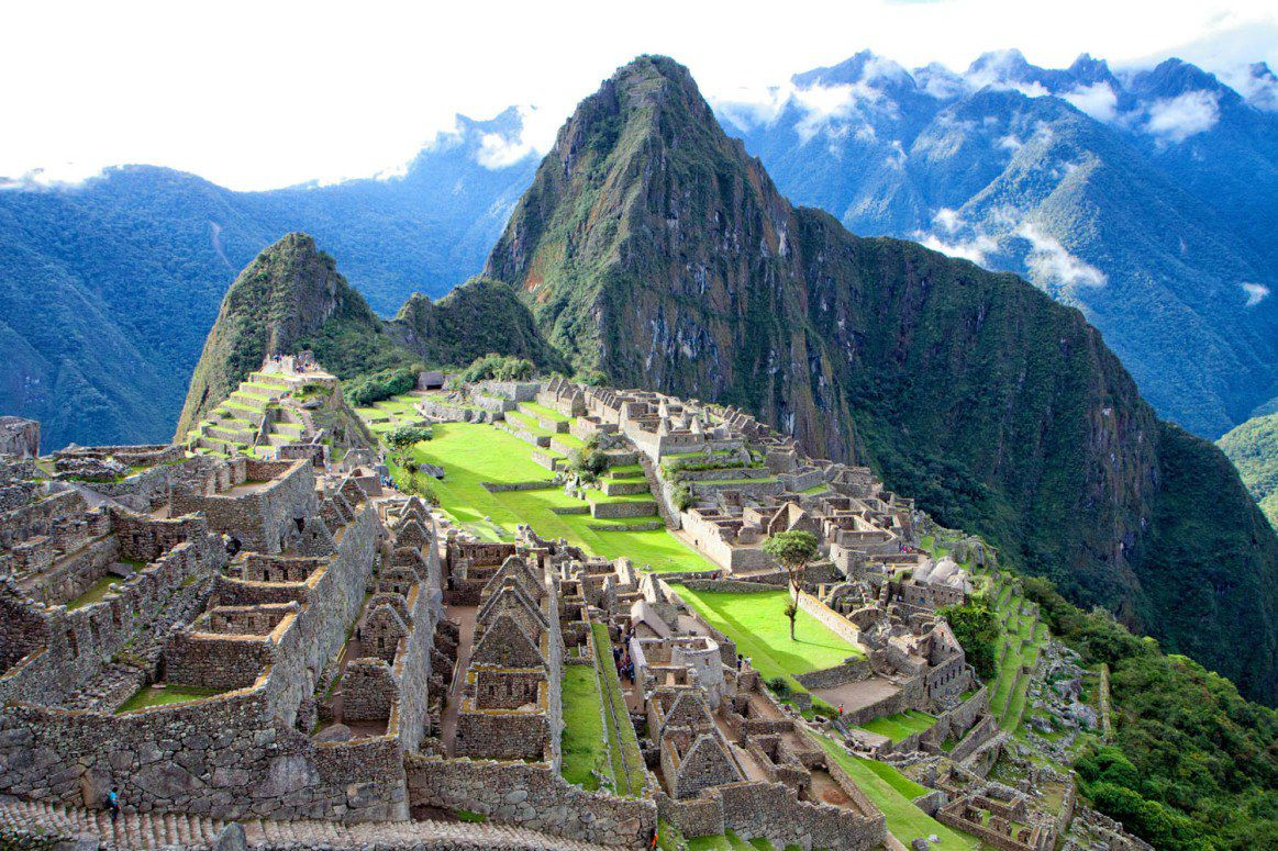 Image result for A Magical Mountain Range - Machu Picchu