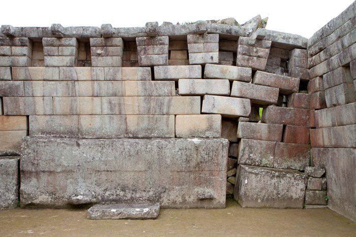 Machu Picchu Wall