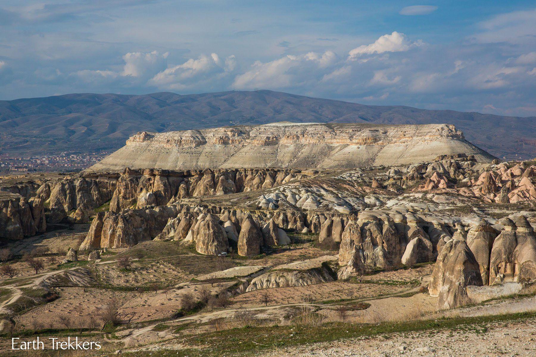 Cappadocia View