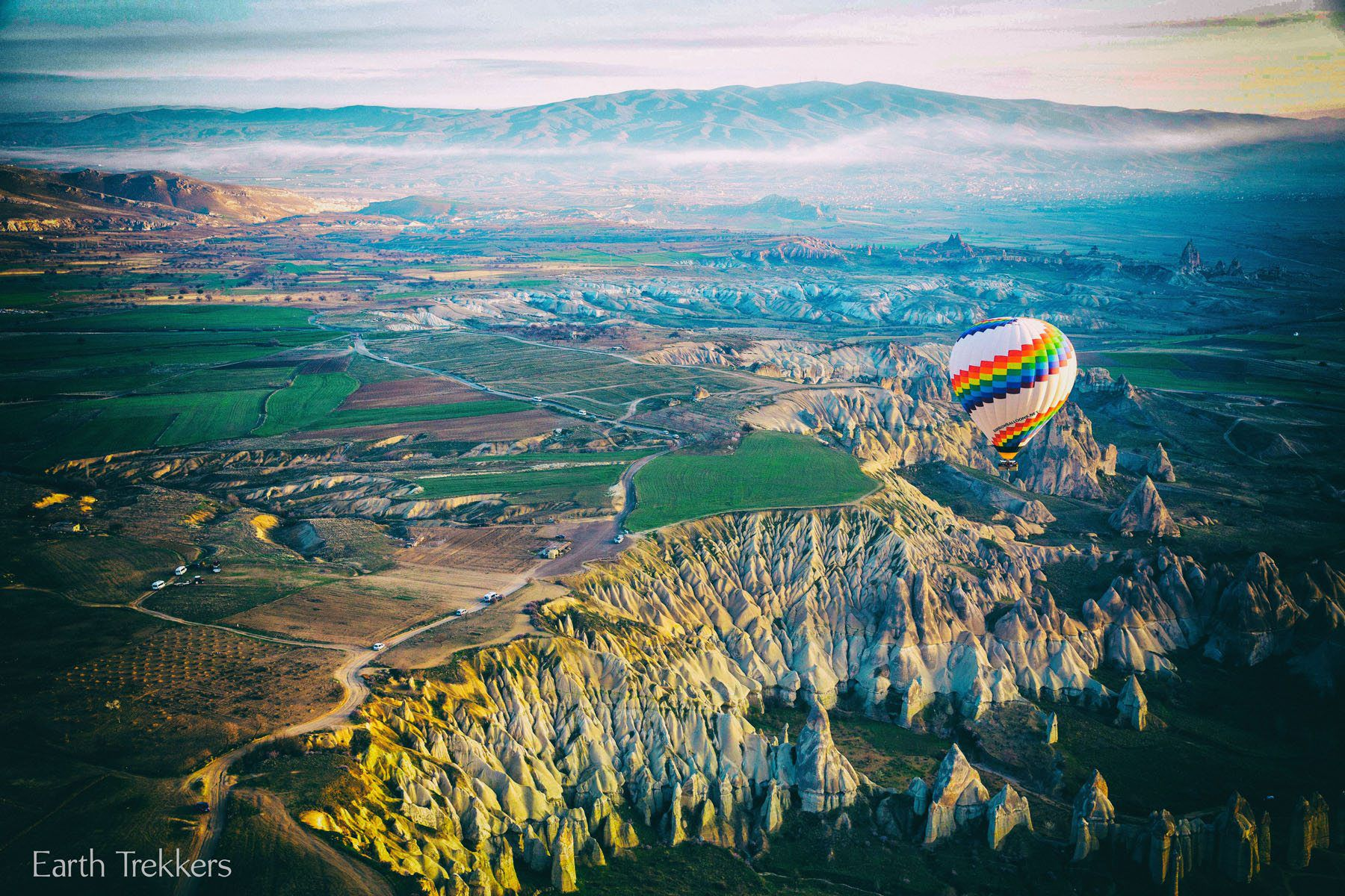 Cappadocia is Awesome