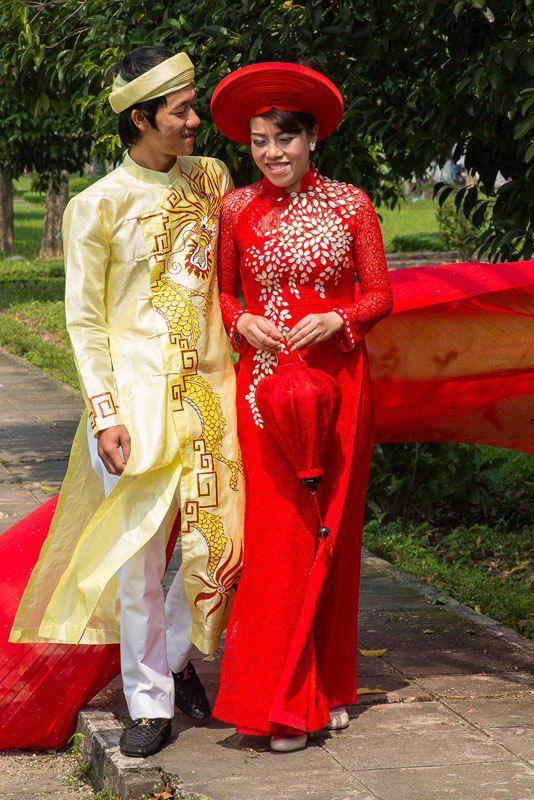 Vietnamese Couple 2