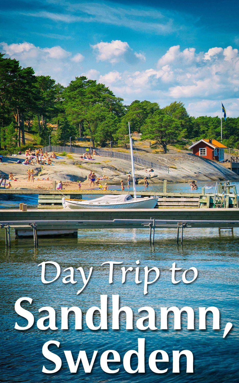 Day Trip to Sandhamn Sweden