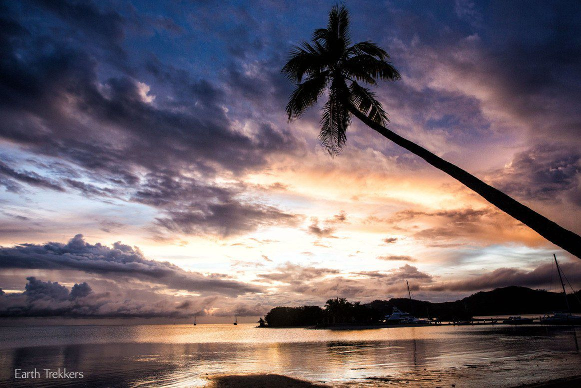 Fiji Sunset
