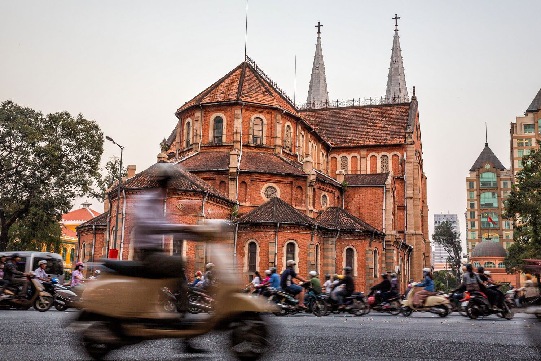 Ho Chi Minh Motorbike