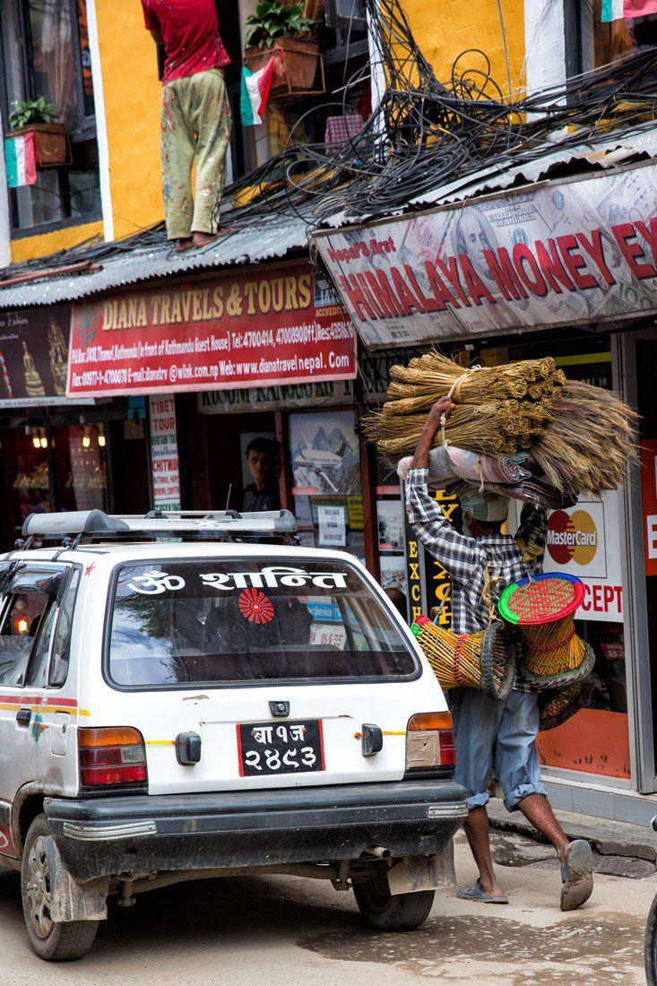 Kathmandu Car