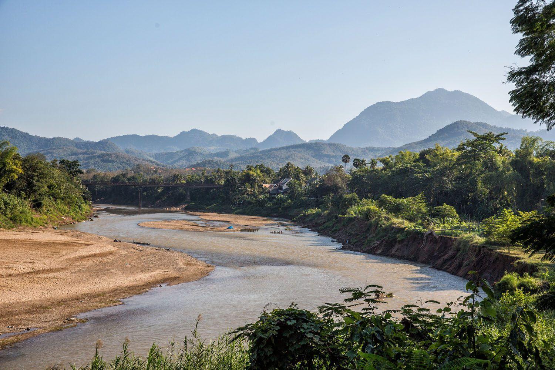 Luang Prabang River