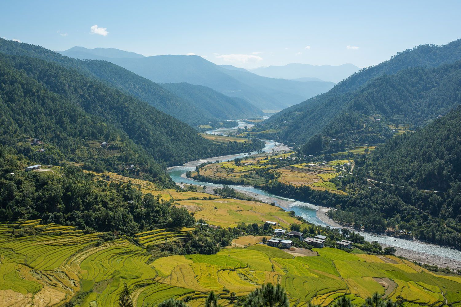 Mother River Bhutan