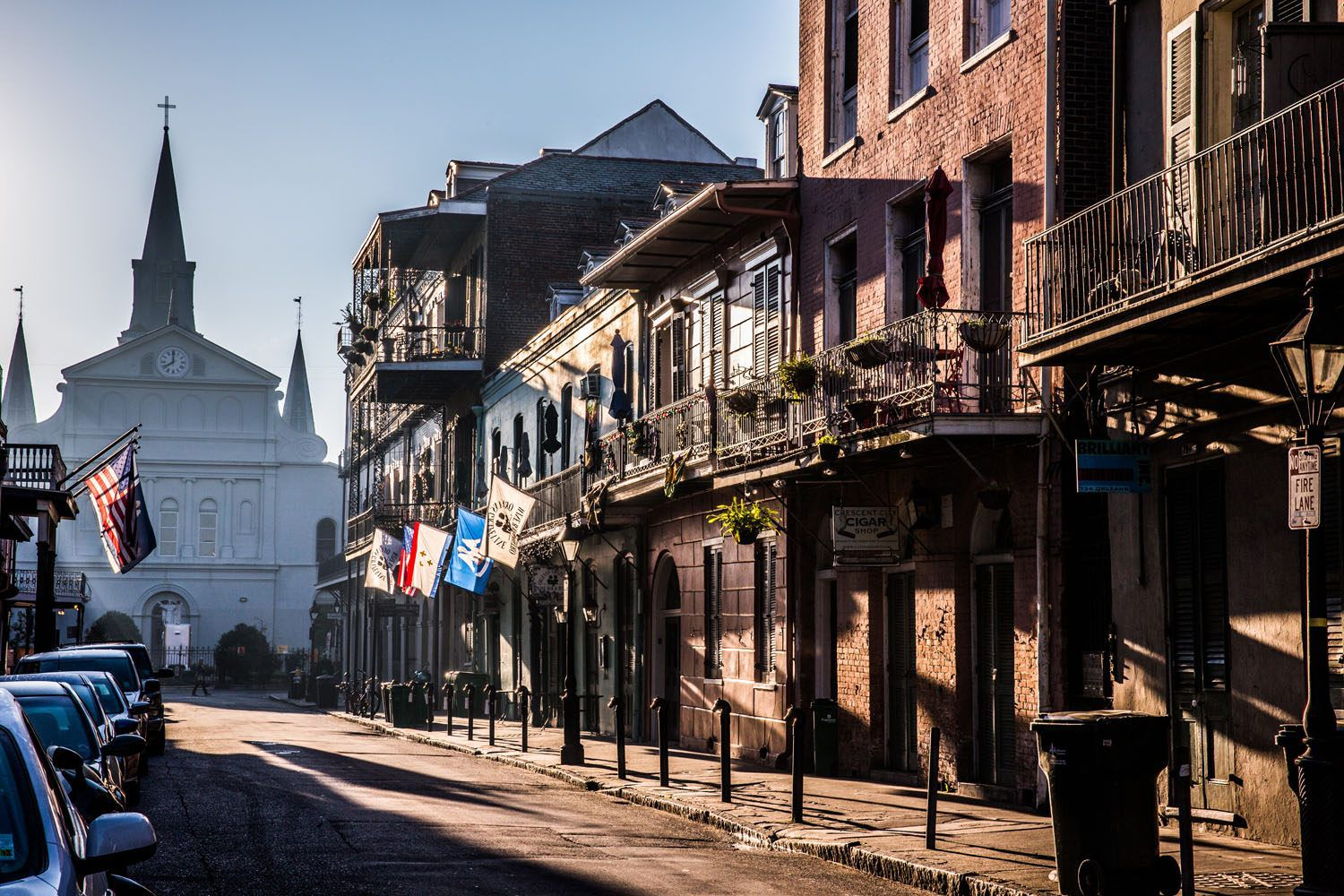 NOLA at Sunrise