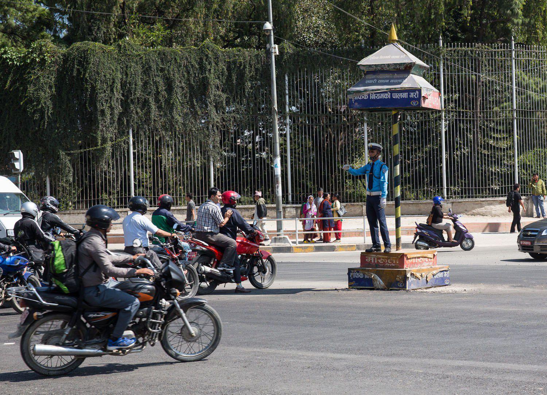 Nepal Traffic Signal