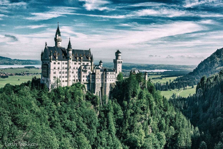 10 Day Bavaria Itinera...