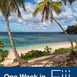 One Week in Fiji