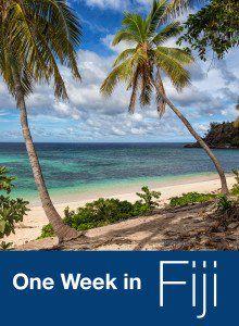 One Week in Fiji