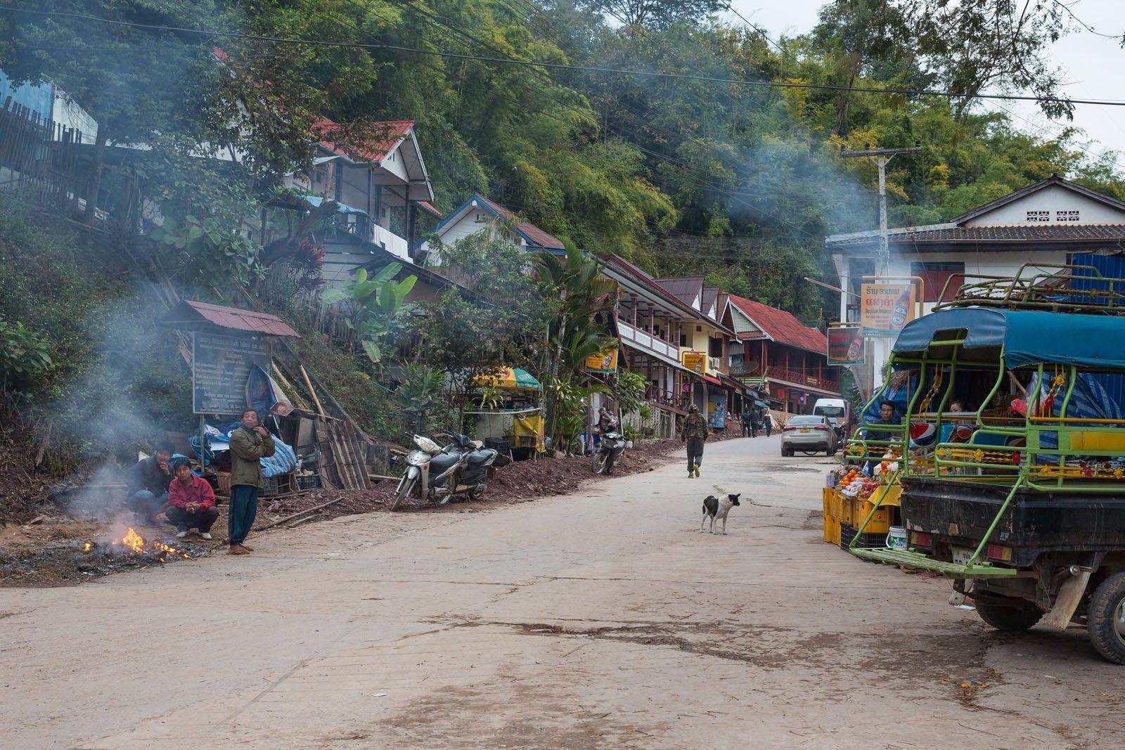 Pakbeng Street