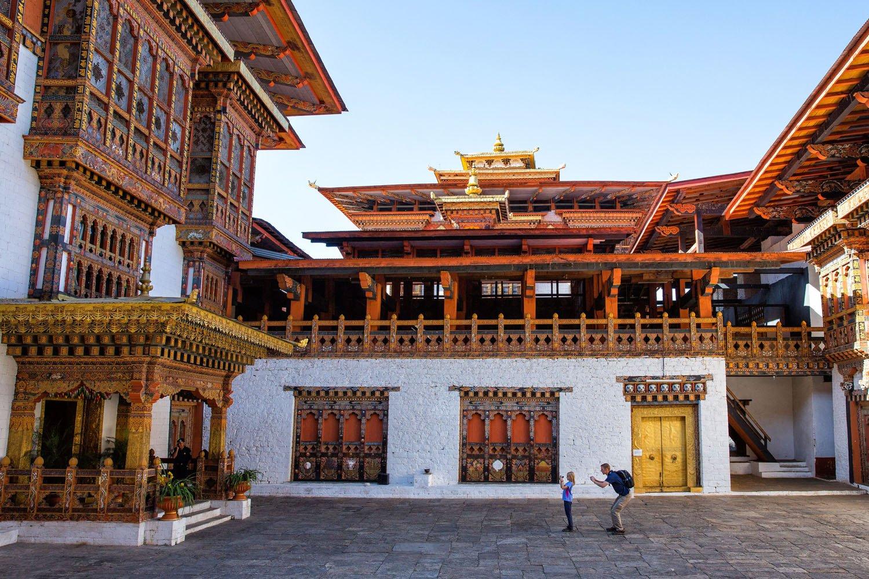 Paro Dzong 2