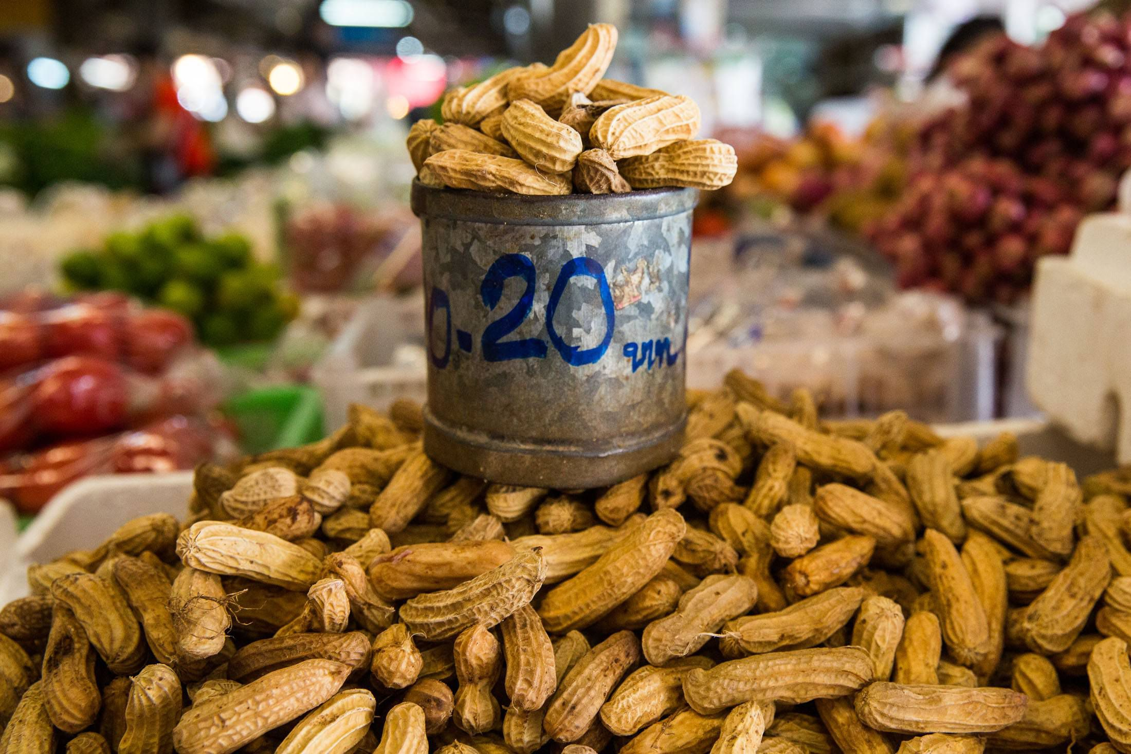 Travel with a Peanut Allergy