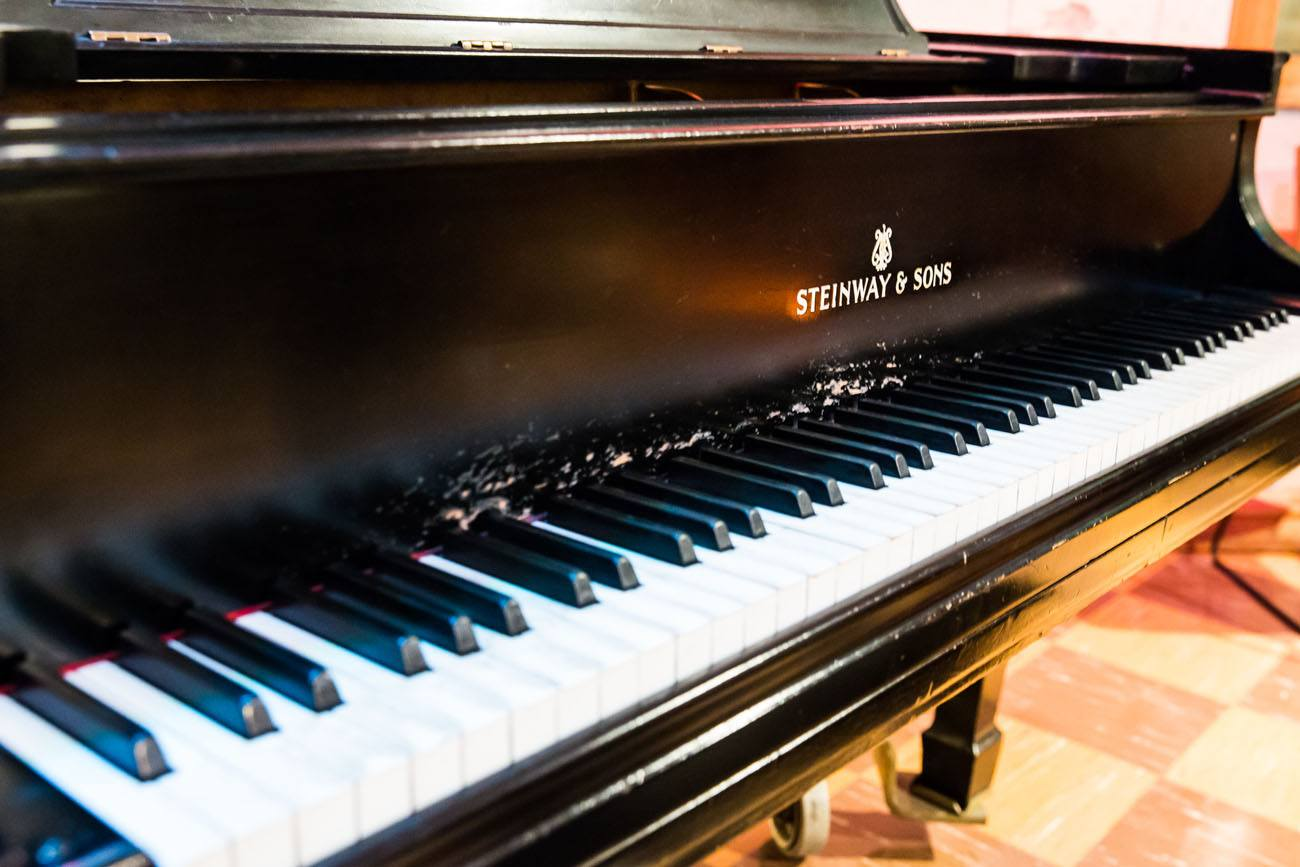 Piano RCA Studio B