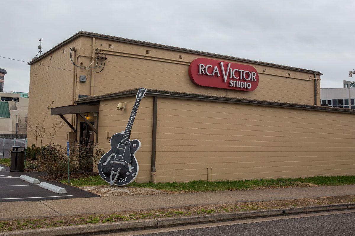 RCA Studio B Nashville Tennessee