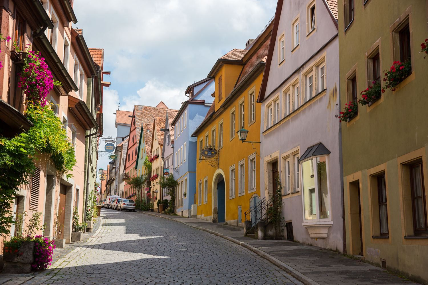 Rothenburg Colors