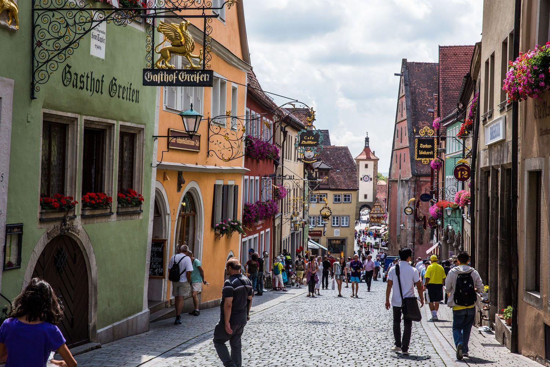 Rothenburg Street