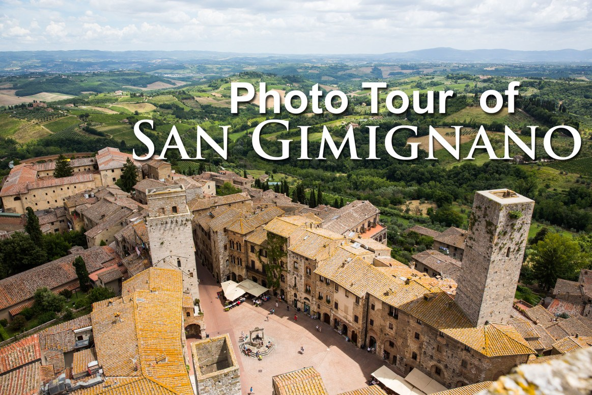 a photo tour of the tuscan hill town san gimignano. Black Bedroom Furniture Sets. Home Design Ideas