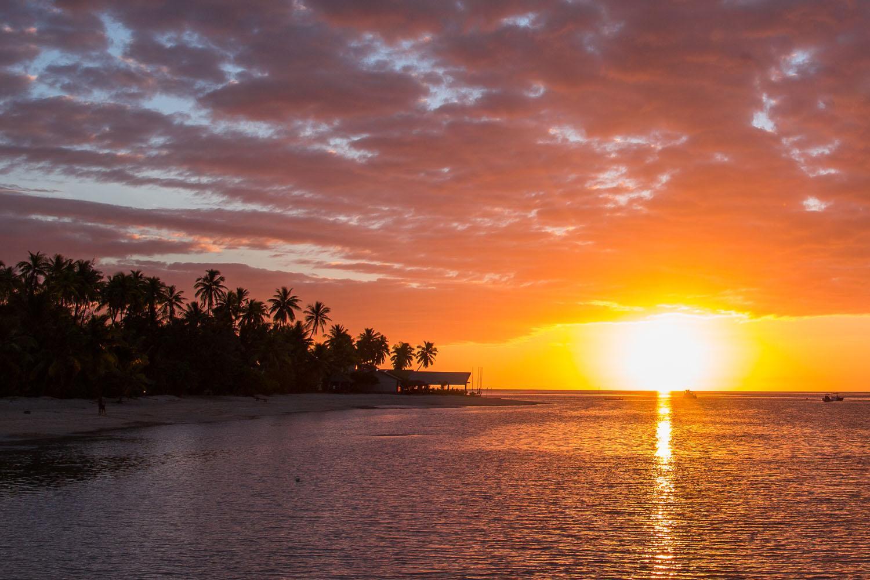 Fiji one week