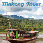 Slow Boat Mekong River