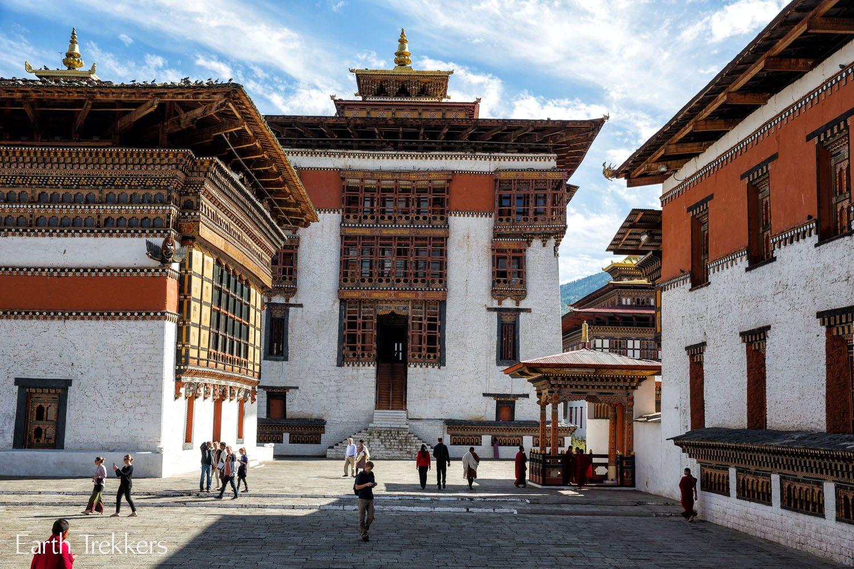 Thimpu Dzong