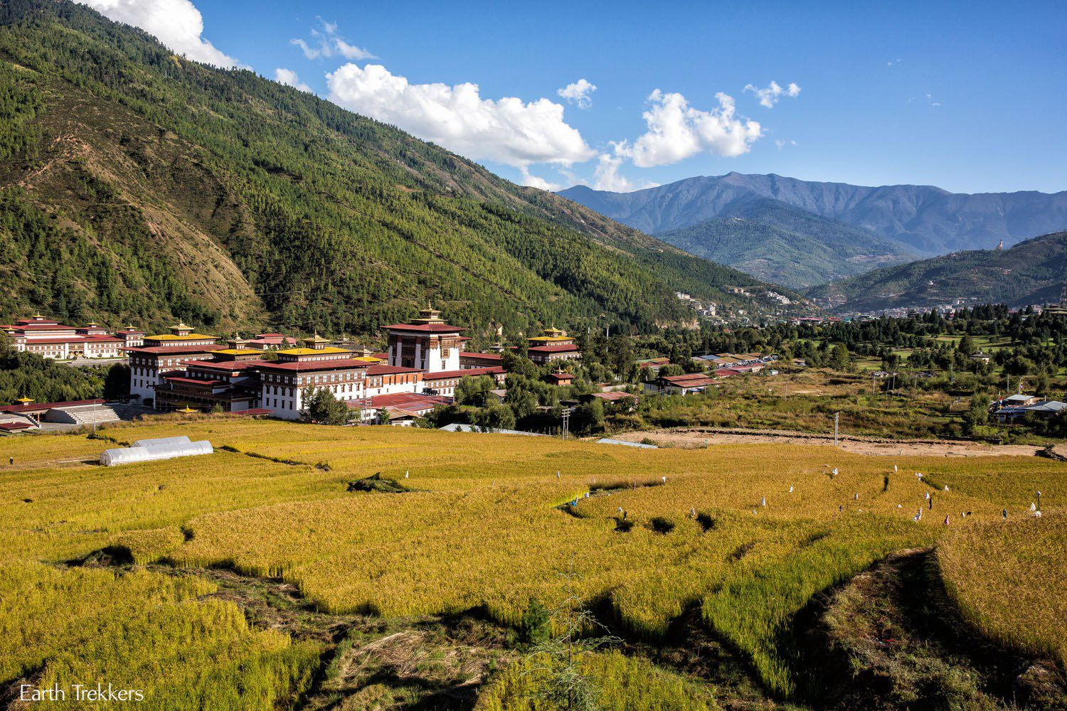 Thimpu Valley