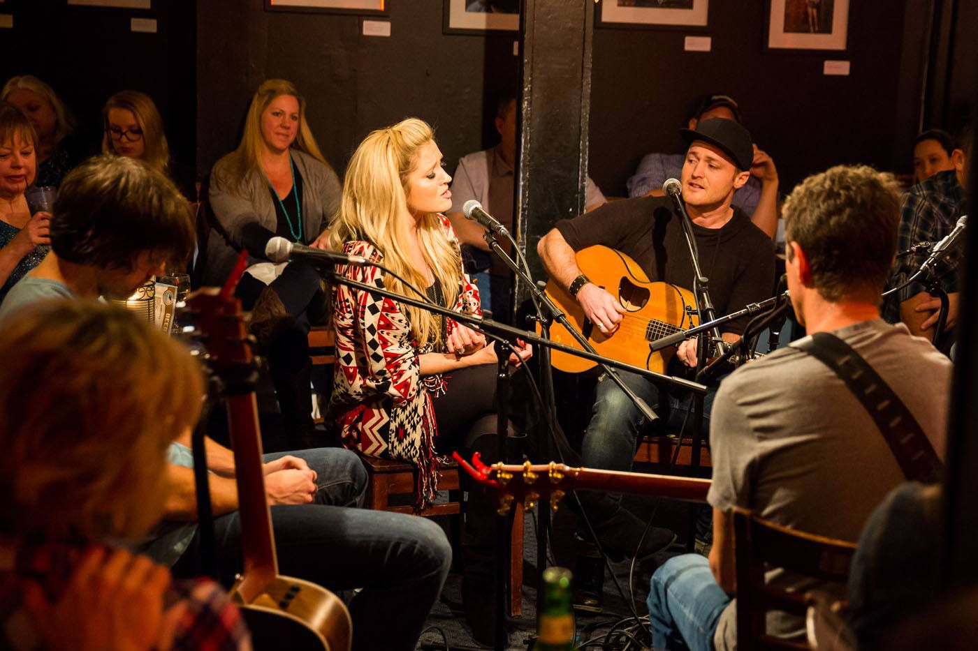 Two Story Road at Bluebird Cafe