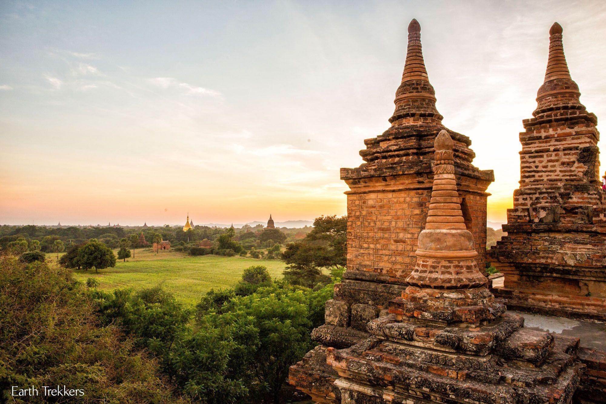 Bagan Myanmar Bagan