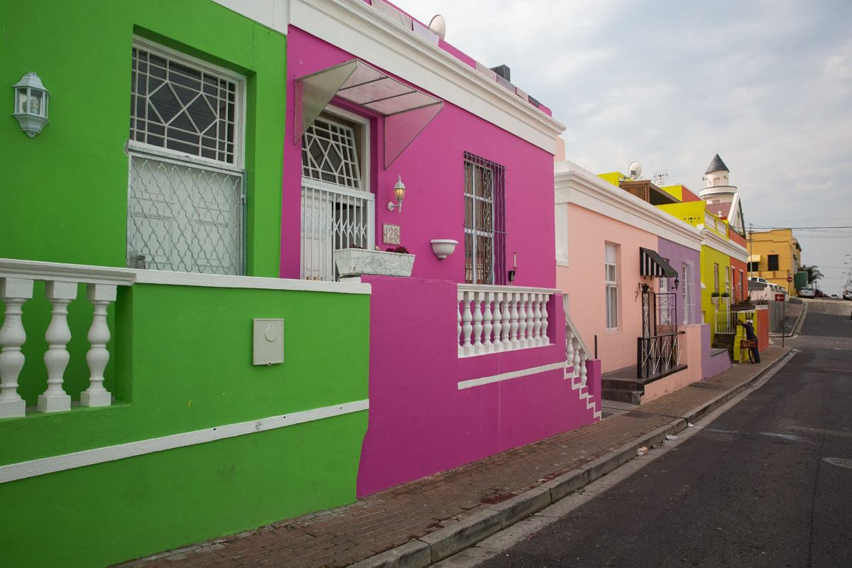 Bo Kaap Street