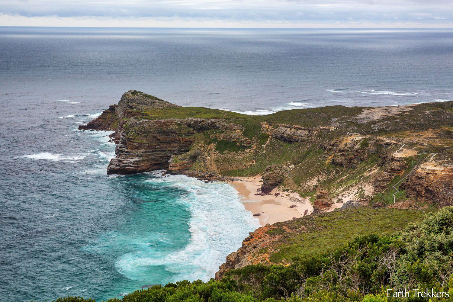 How To Visit The Cape Of Good Hope In South Africa Earth Trekkers