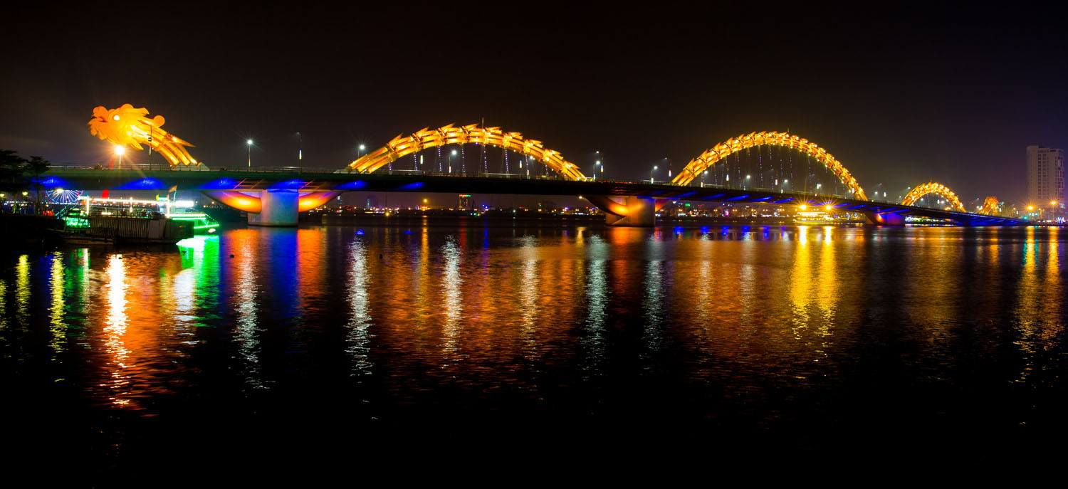 Da Nang Dragon Bridge