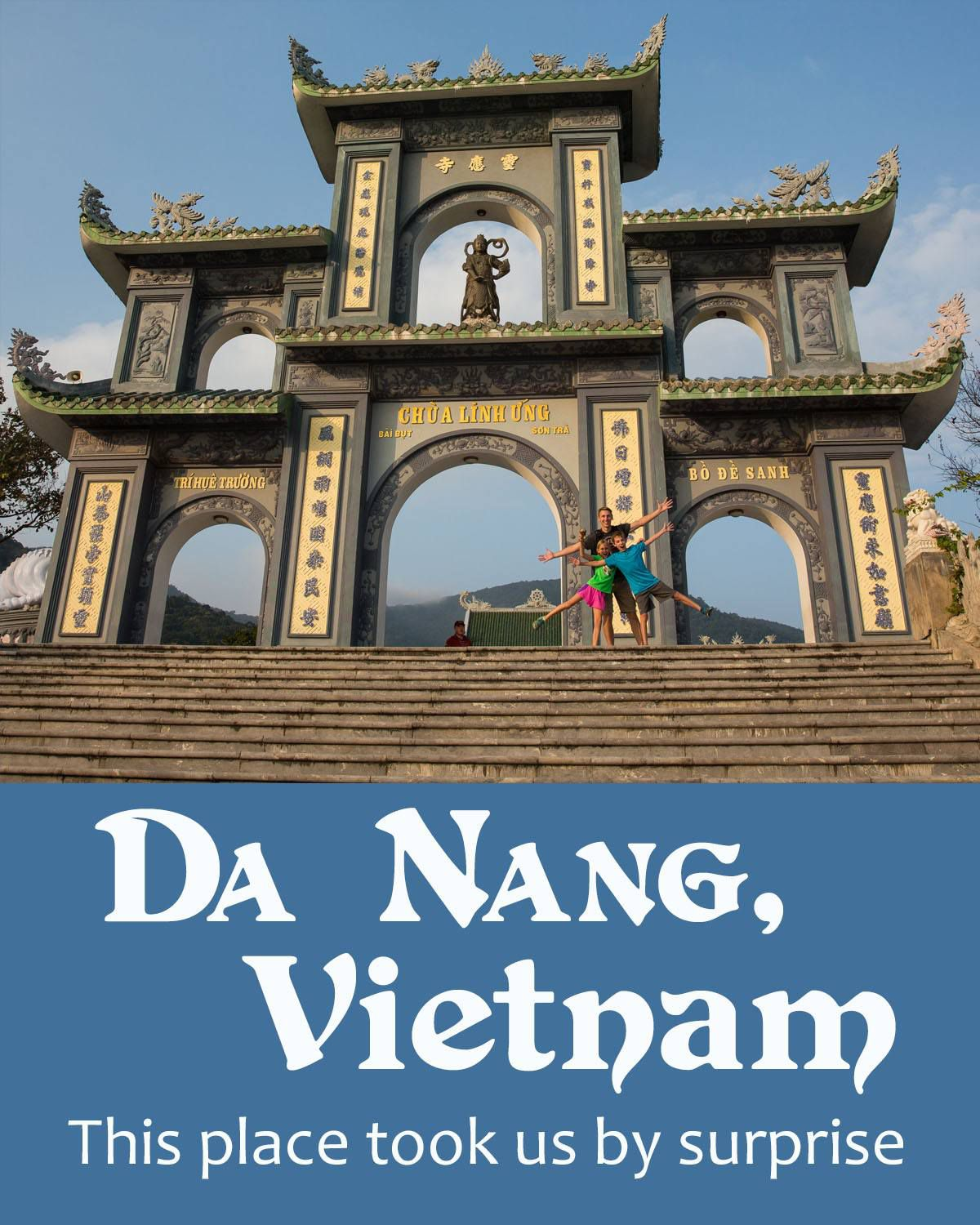 Da Nang Vietnam Travel