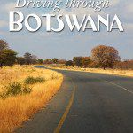 Driving in Botswana