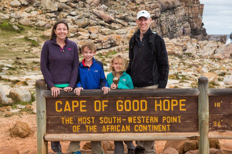 Earth Trekkers Cape of Good Hope