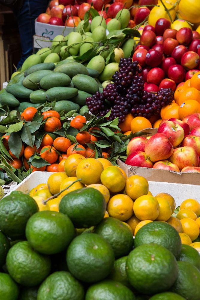 Fruit in Hanoi