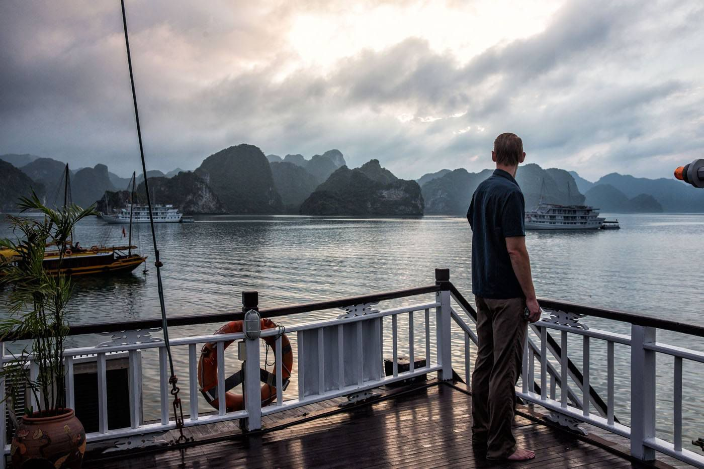 Galaxy Cruises Halong Bay