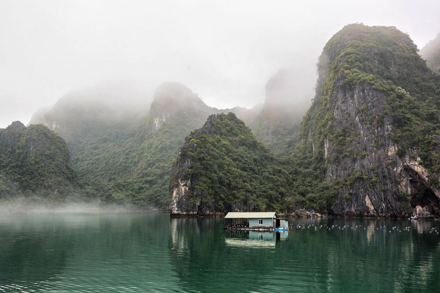Halong Bay Mist