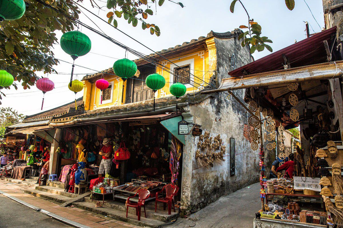 Hoi An Buildings